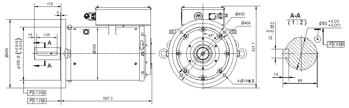 电路 电路图 电子 户型 户型图 平面图 原理图 1175_364